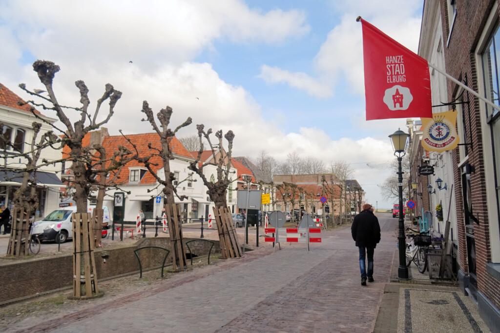 Elburg vestingstad Veluwe
