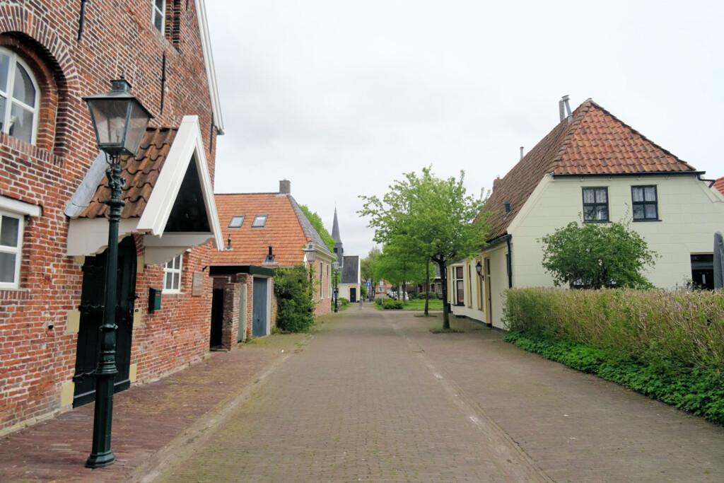 Garnizoenskerk Bad Nieuweschans Groningen