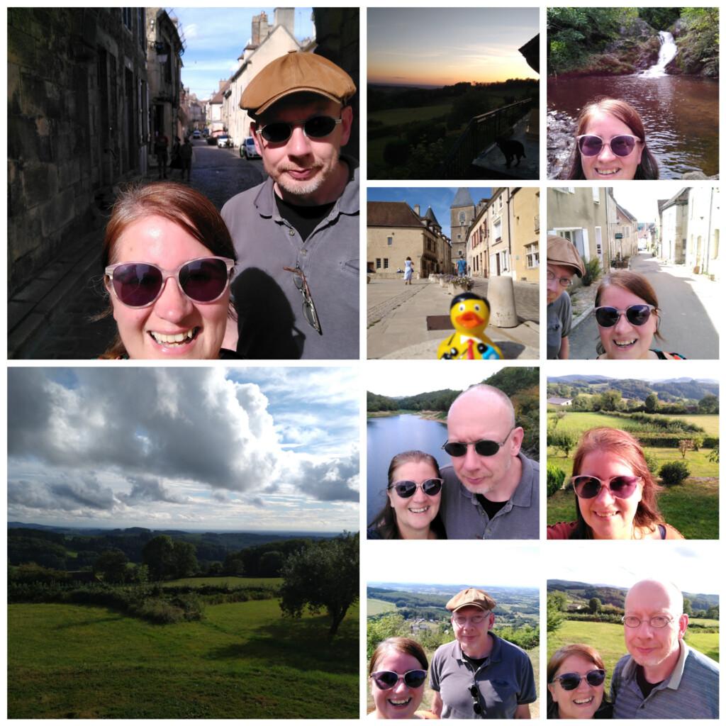 Vakantie Morvan Frankrijk september