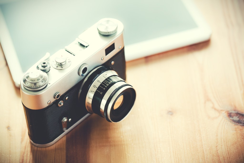 The cost of photography