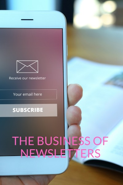 the business of newsletters