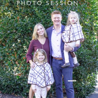 Surviving a Family Photo shoot