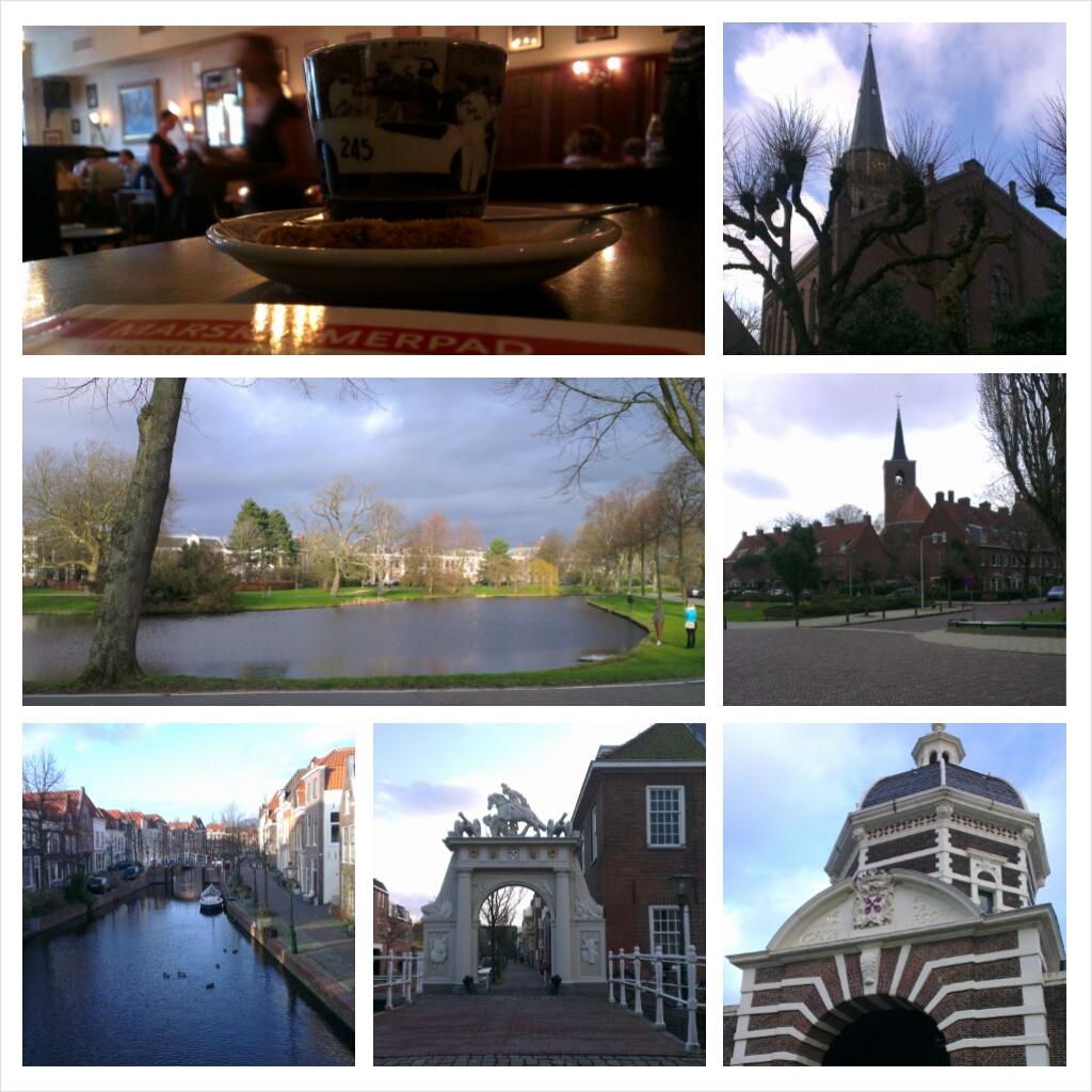 Marskramerpad Leiden