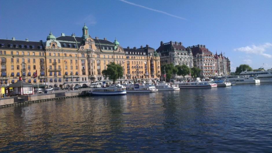 Stockholm Strandvagen