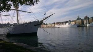 Stockholm zeilschip