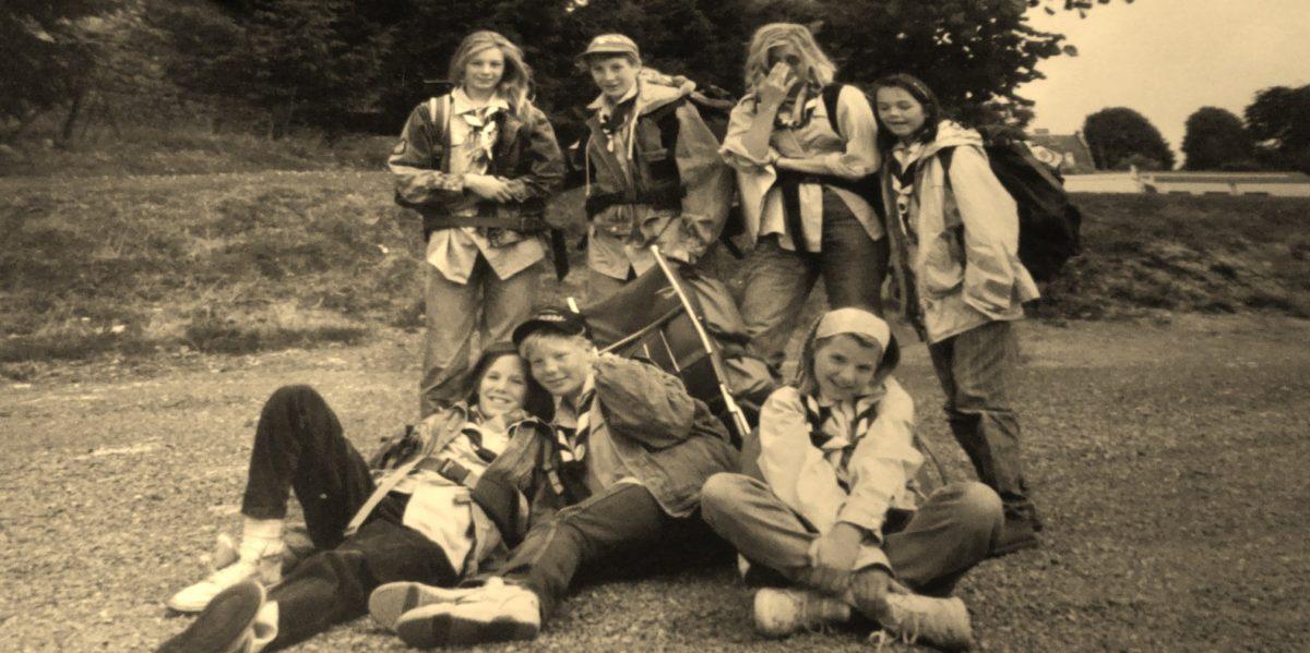 Omslag hike scouting heinkenszand