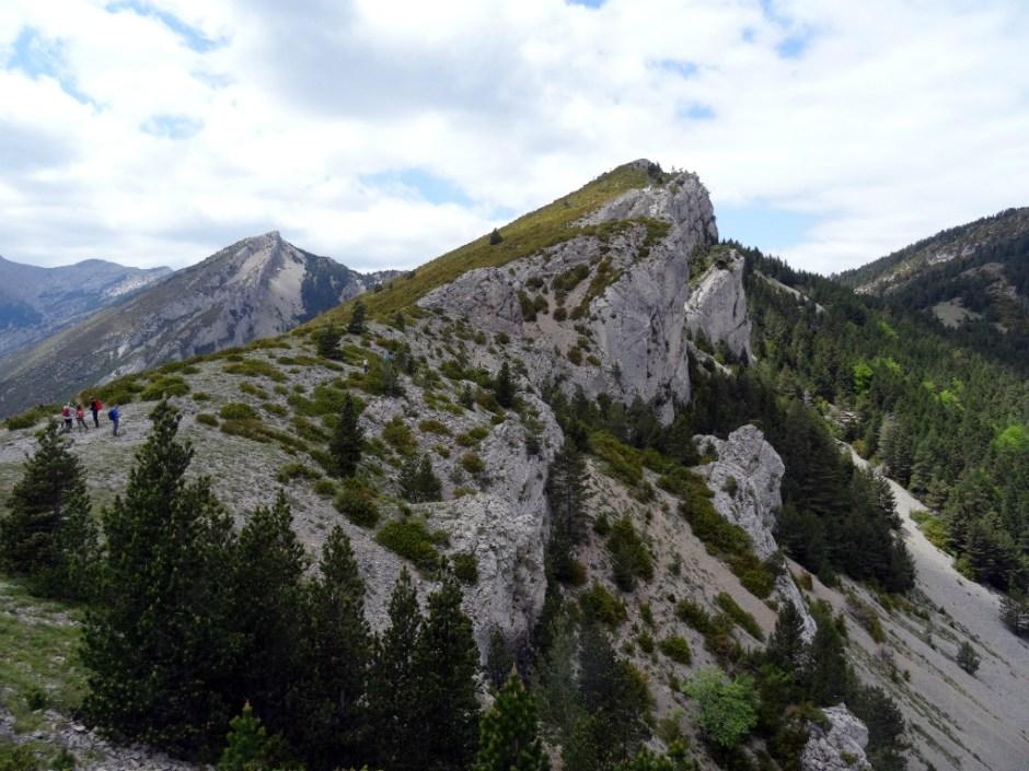 8 Els Empedrats - berg