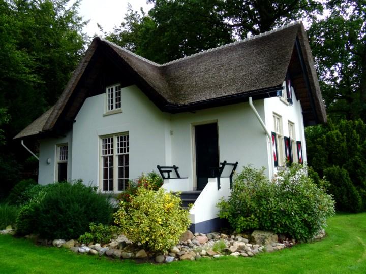 NS Wandeling Beerschoten - Bilthoven huisje