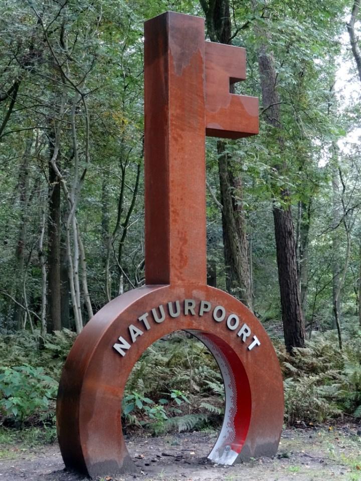 NS Wandeling Kampina - Natuurpoort