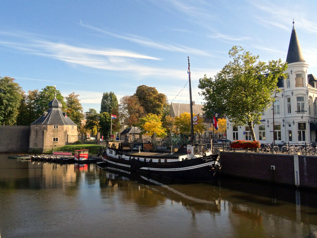 Breda - NS Wandeling Mastbos - kopie