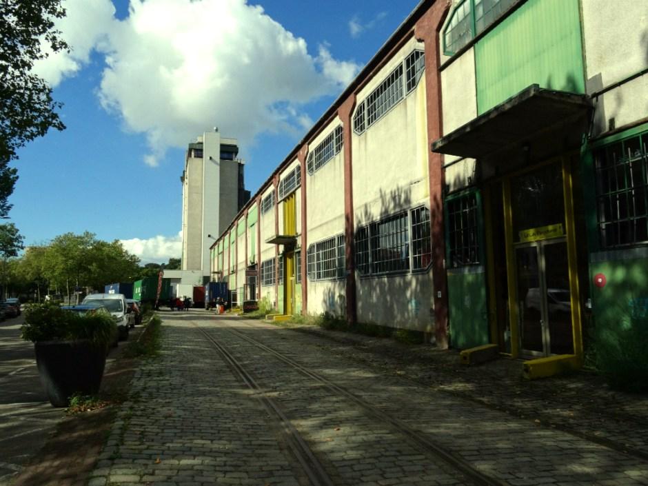 Fabriek Katendrecht - Rotterdam Stadswandeling
