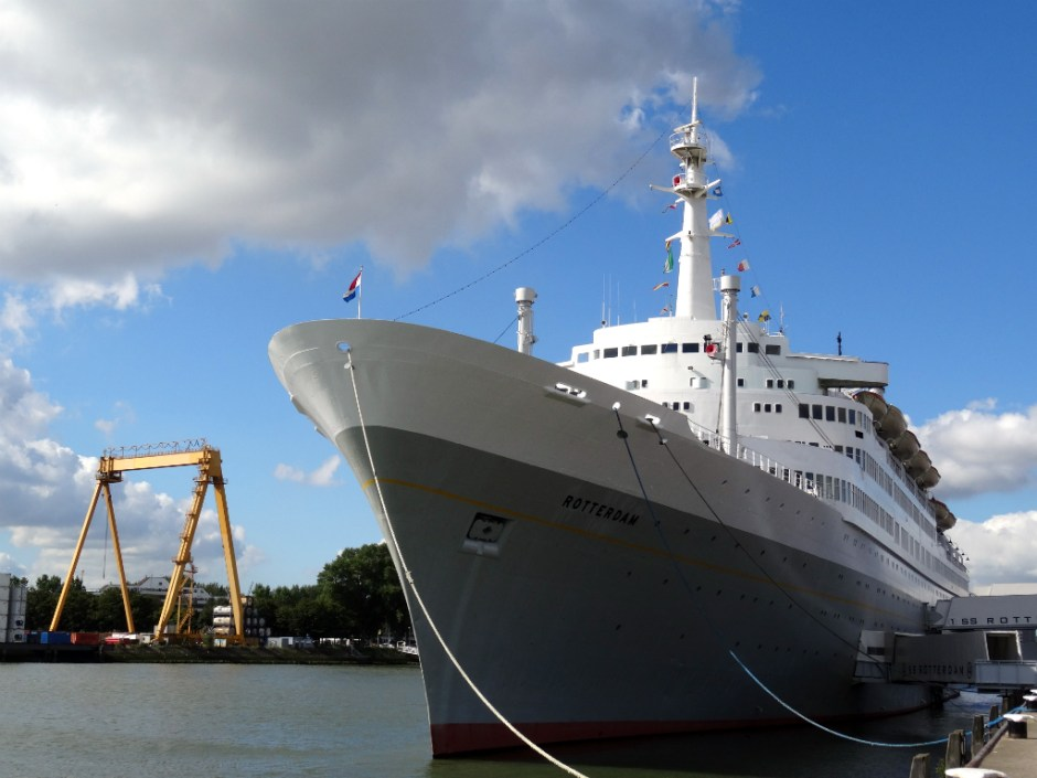 SS Rotterdam - Rotterdam Stadswandeling