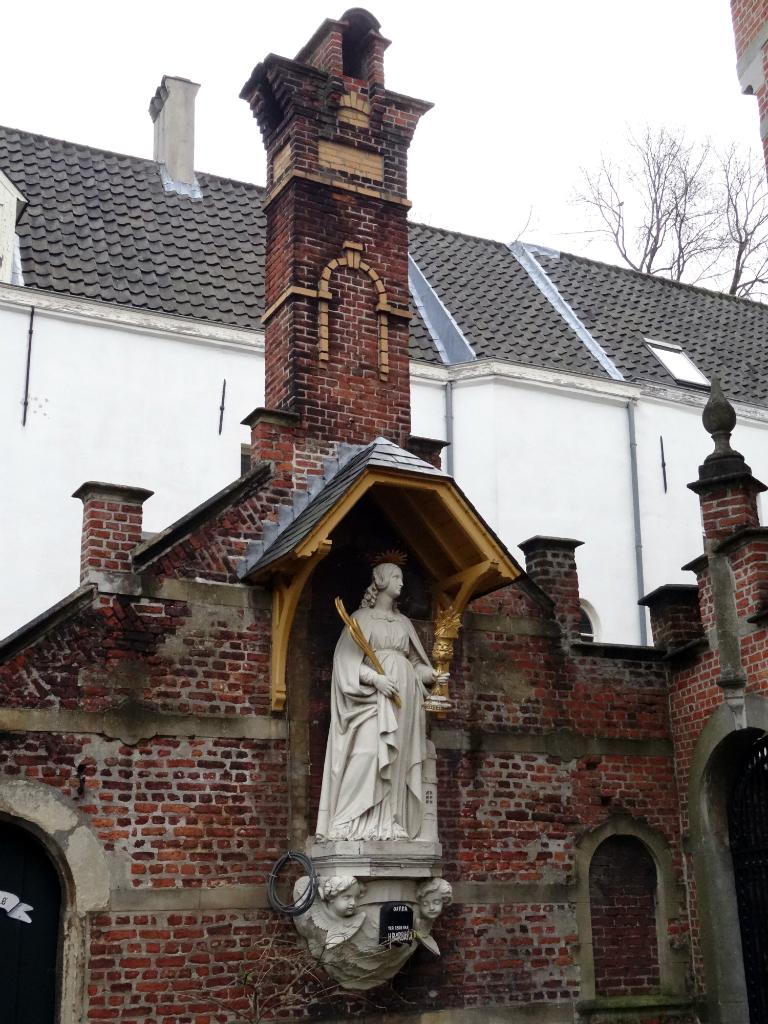 Stadswandeling Antwerpen Begijnhof 4