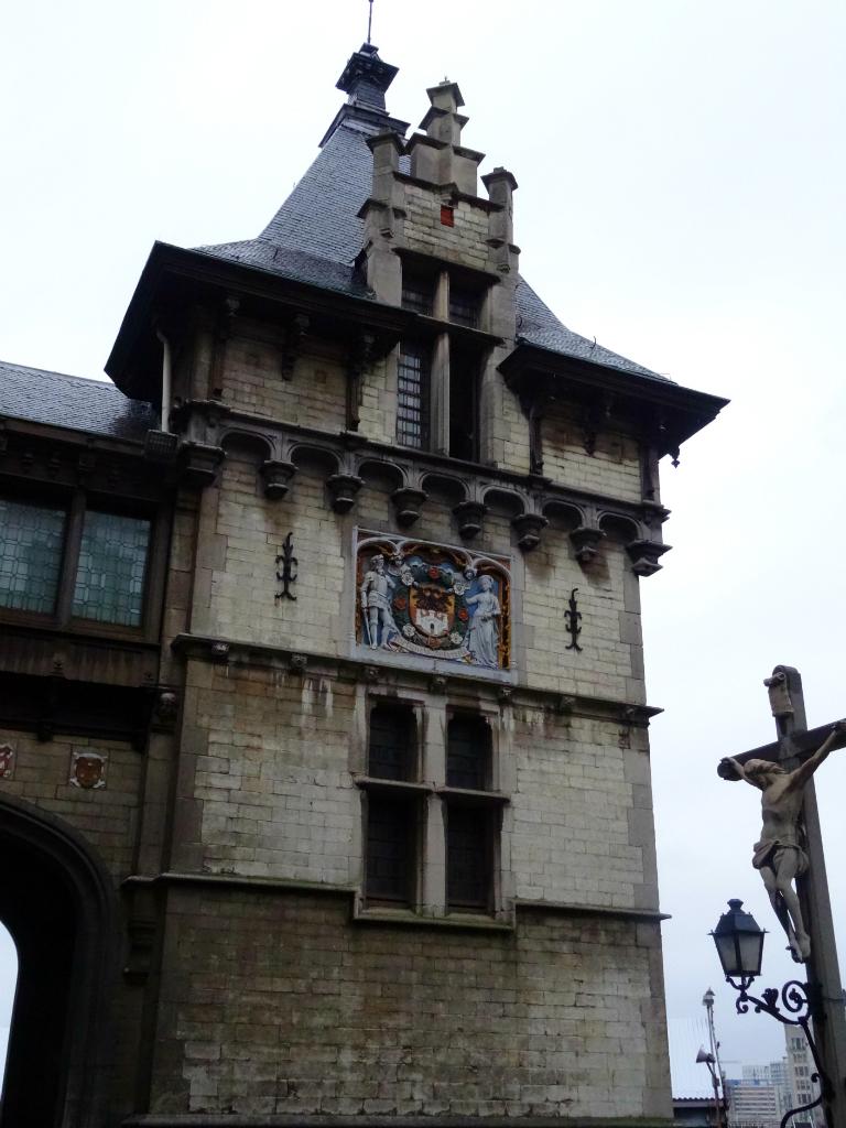 Stadswandeling Antwerpen Het Steen 2