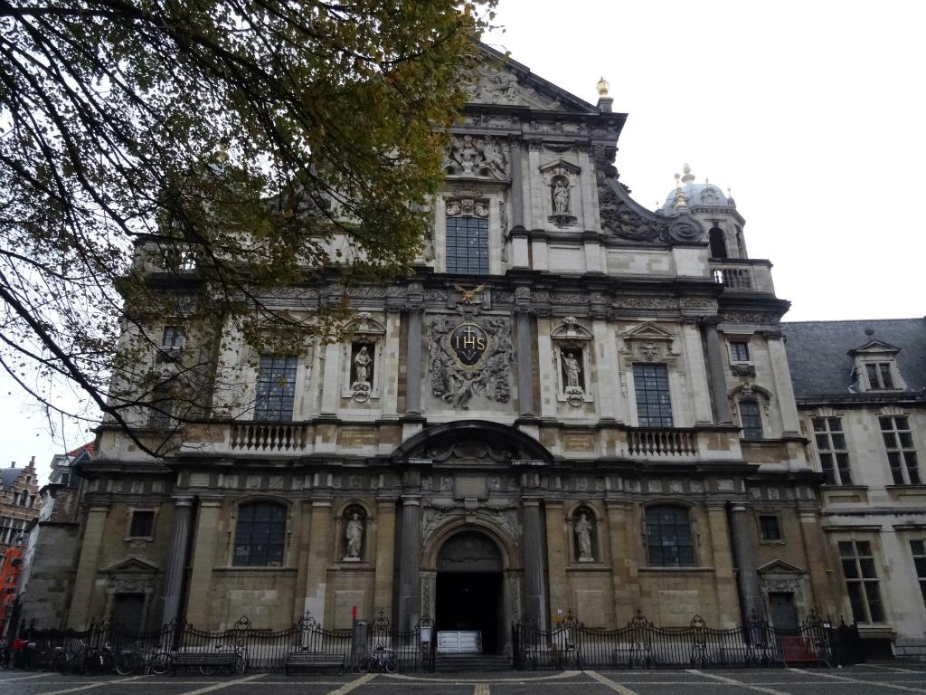 Stadswandeling Antwerpen Sint-Carolus Borromeuskerk