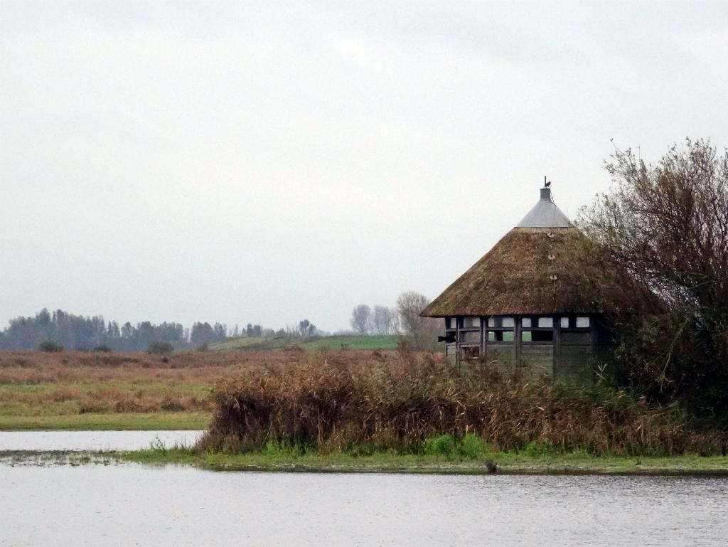 vogelhut - historische wandeling lauwersmeer