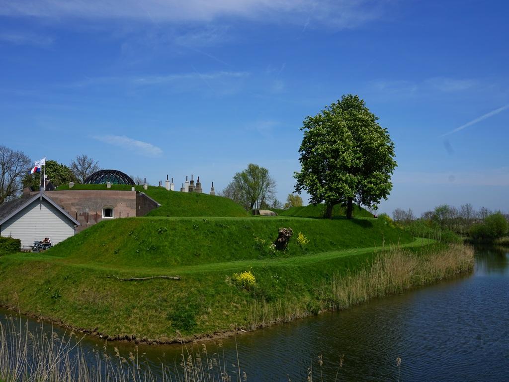 Fort Asperen - Klompenpad Rhenoijschepad