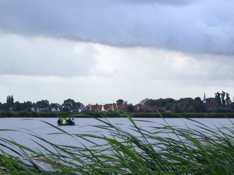 Overtocht Waterlandse Poldertocht Laag Holland