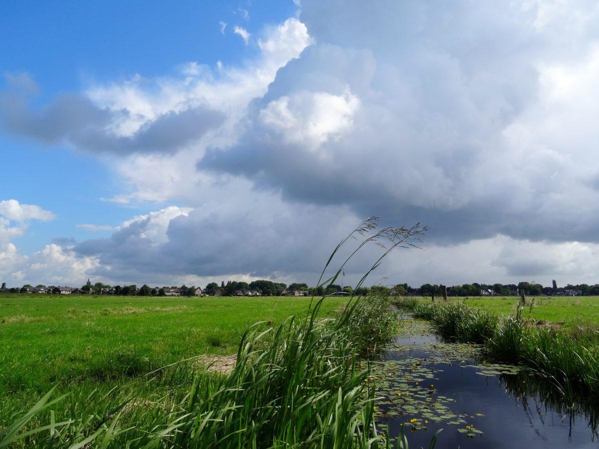 Waterlandse Poldertocht Laag Holland