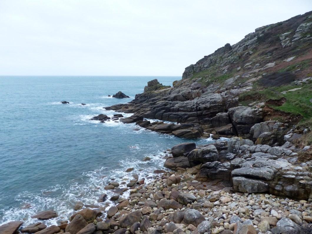 Cove South West Coast Path