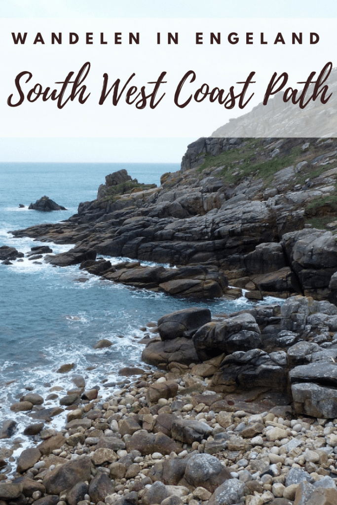 Wandelen in Engeland - South West Coast Path (1)