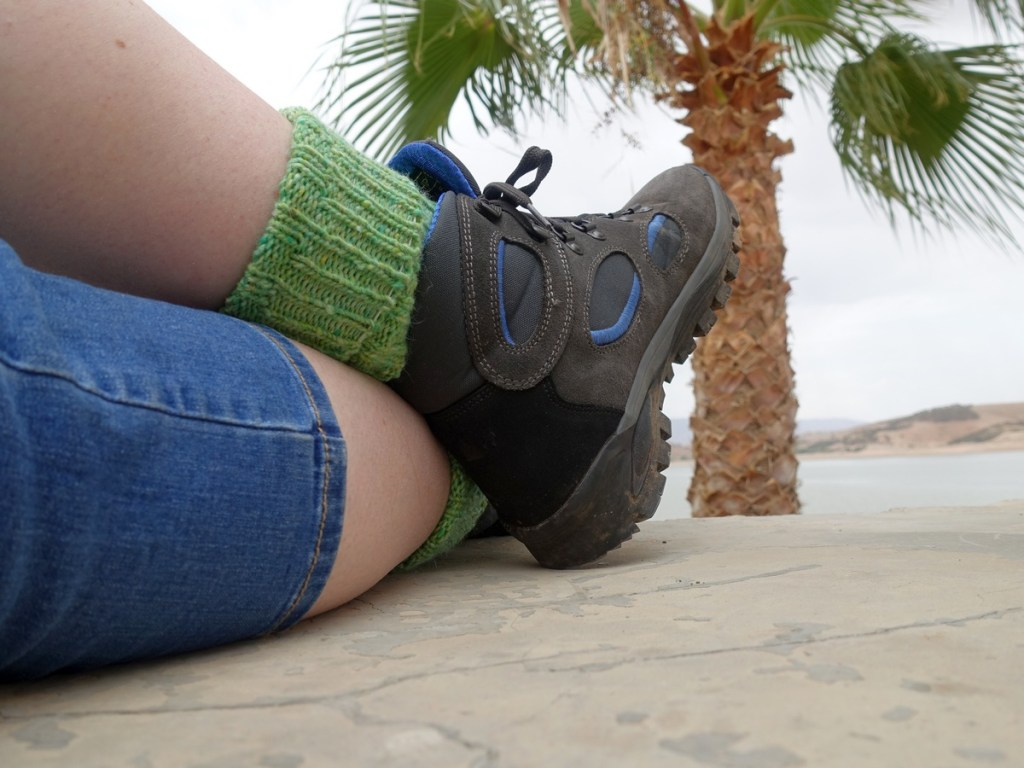 Donegal socks getest