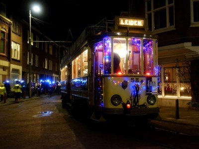 Scheveningen Light Walk Tram