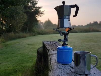 Koffie Camping De Wedze Twijzel
