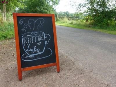 Noardlike Fryske Wâldenpad - koffie