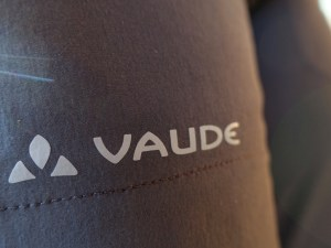 Vaude Farley Stretch Pants II detail