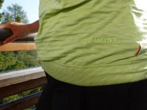 Vaude detail shirt