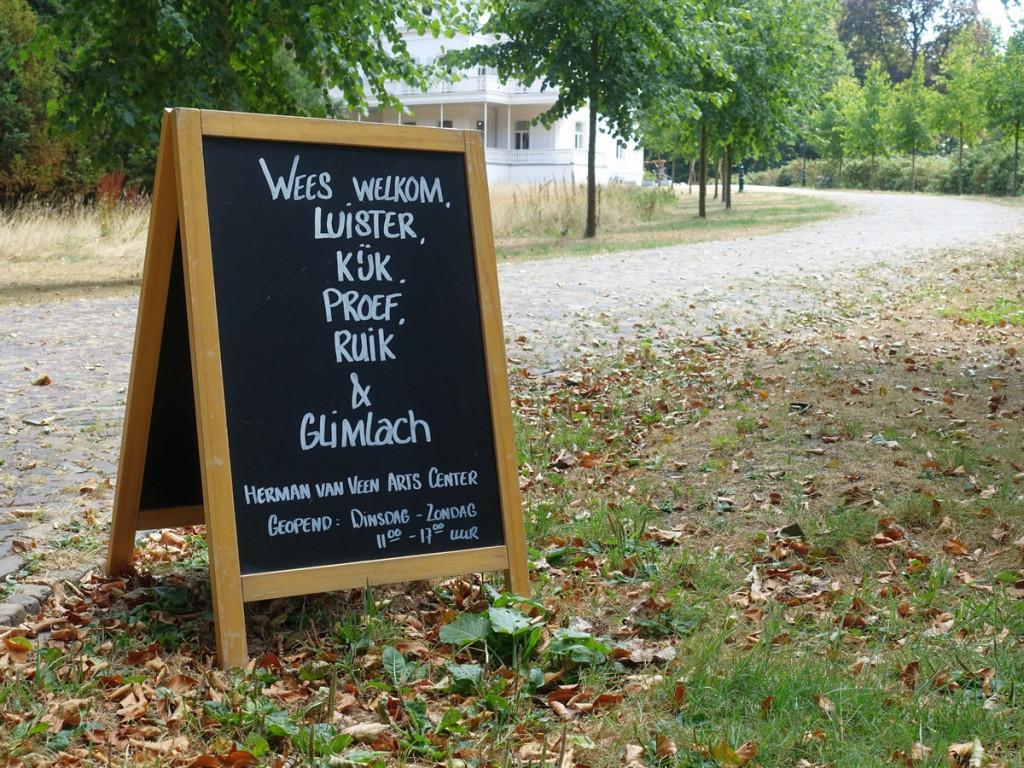 Welkom Herman van Veen Arts Center