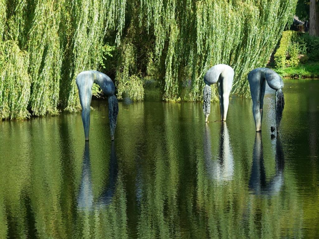 Naiaden kunst in Oudewater