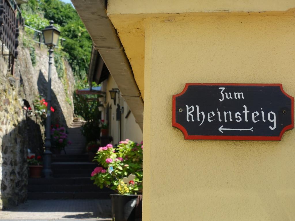 Zum Rheinsteig