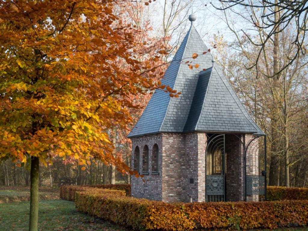 NS Wandeling Groene Woud - Jozef kapel