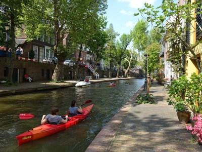 Waterplezier in Utrecht