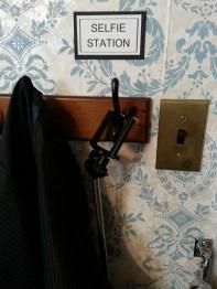 even museum curators have a sense of humor.