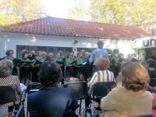 Sénior Universidade choir