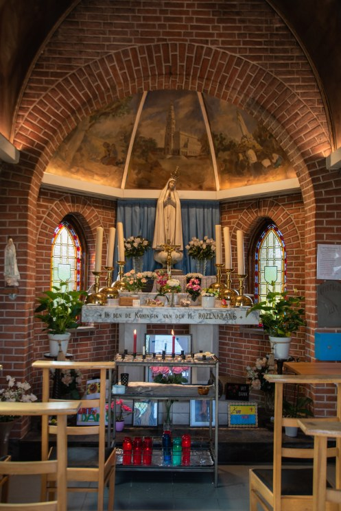 Kapel van Fatima
