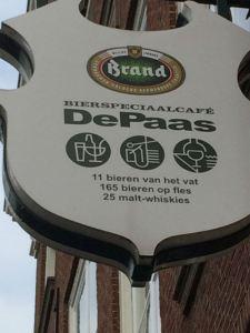 Bordje De Paas