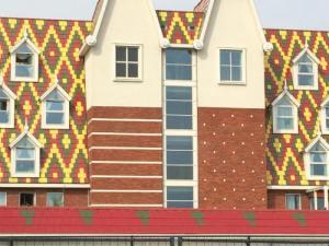 Kunstzinnig ontworpen appartementen Viljoenstraat Transvaal