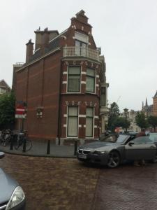 Smal huis 1ste Sweelinckstraat