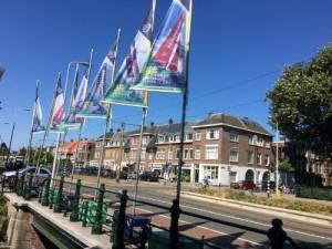 Vlaggen Volvo Ocean Race