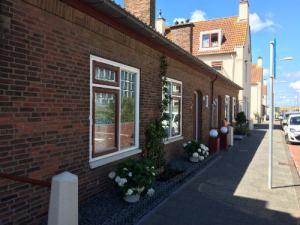 Lage huisjes Houtrustweg