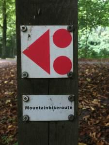 Mountainbikeroute