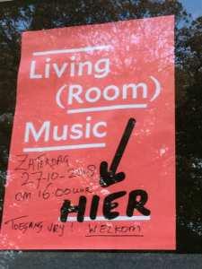 Living (Room) Music