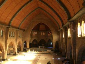 Binnenkant Sacrementskerk