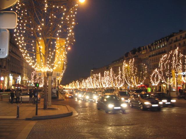 Bezoek aan Parijs