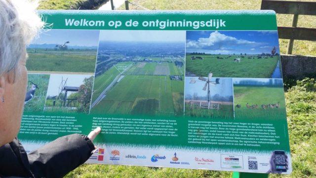 Wandelen in Utrecht de Voorveldse Polder