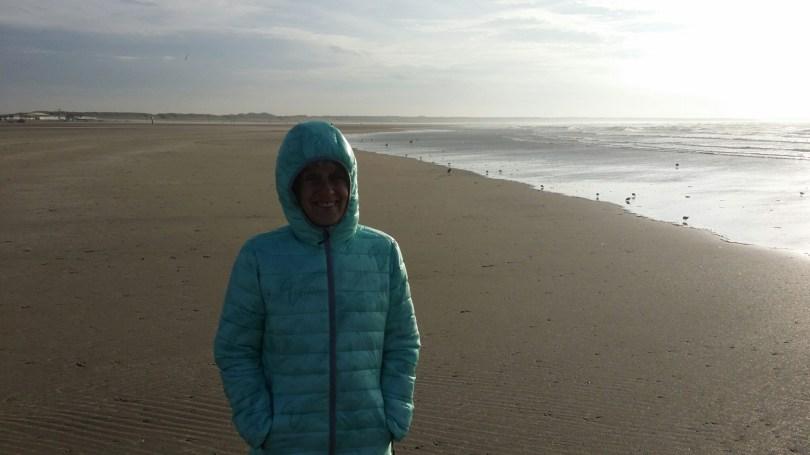 Strandwandeling IJmuiden